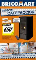 Ofertas de Bricomart, Especial calefacción - Valladolid