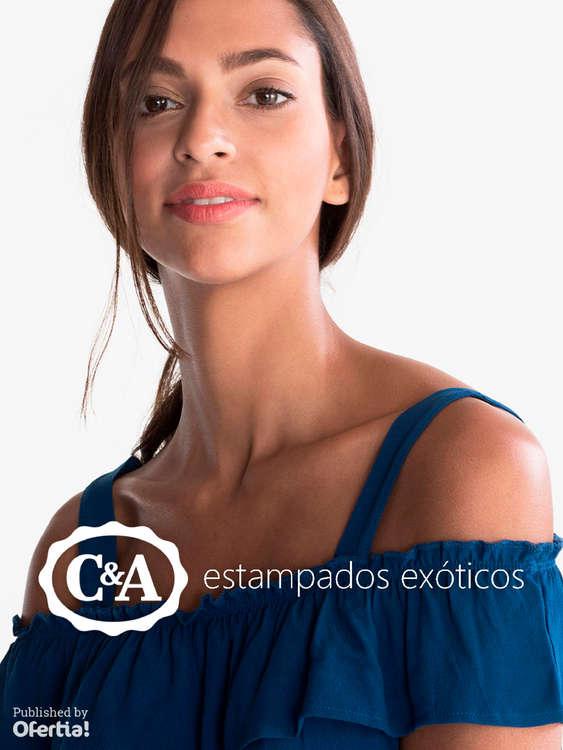 Ofertas de C&A, Estampados exóticos