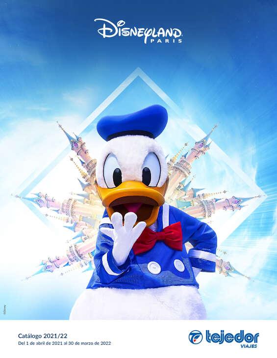 Ofertas de Viajes Tejedor, Disneyland Paris