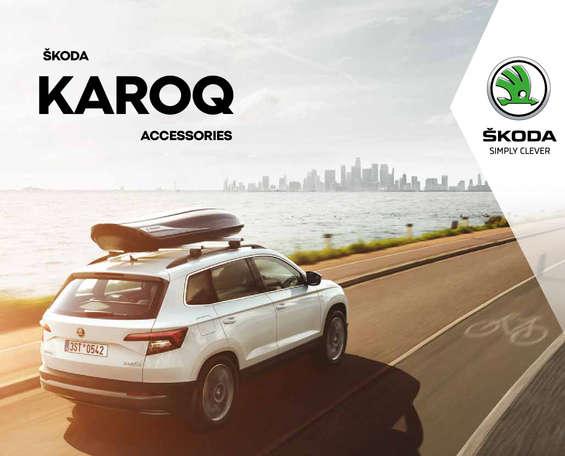 Ofertas de SKODA, KAROQ - Accesorios
