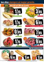 Ofertas de Unide Market, Especial ahorro