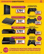 Ofertas de GAME, Catálogo
