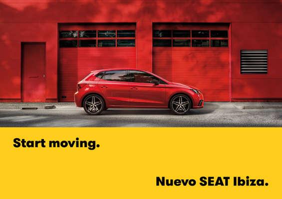 Ofertas de Seat, Nuevo Seat Ibiza