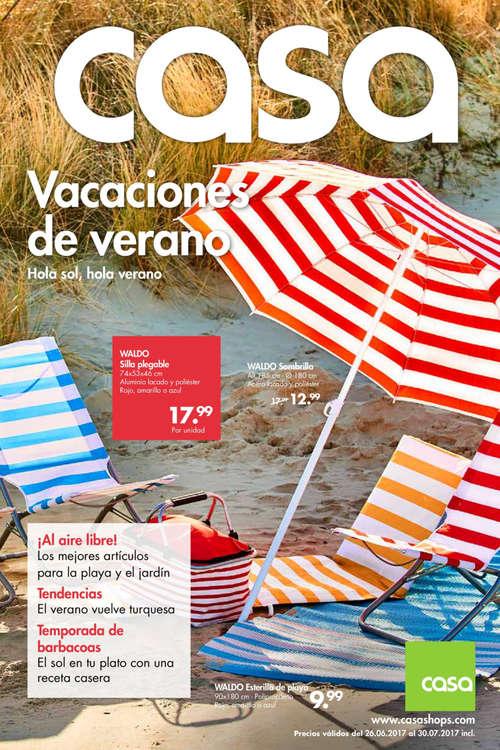 Ofertas de CASA, Vacaciones de verano