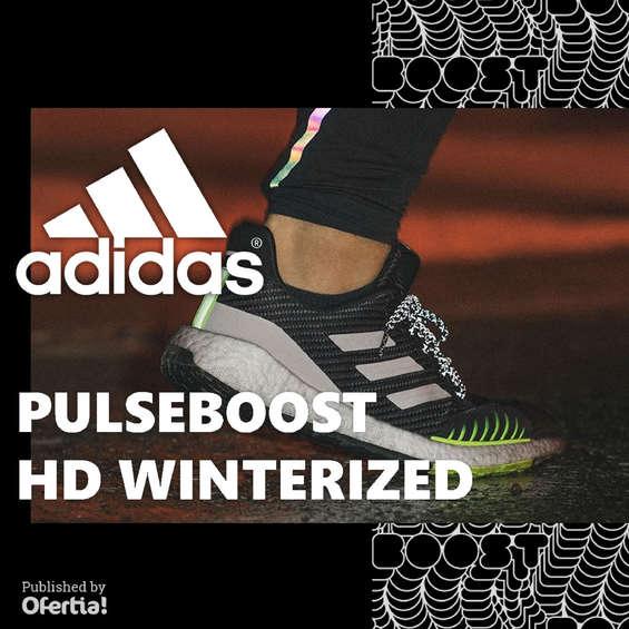 Ofertas de Adidas, Pulseboost HD Winterized