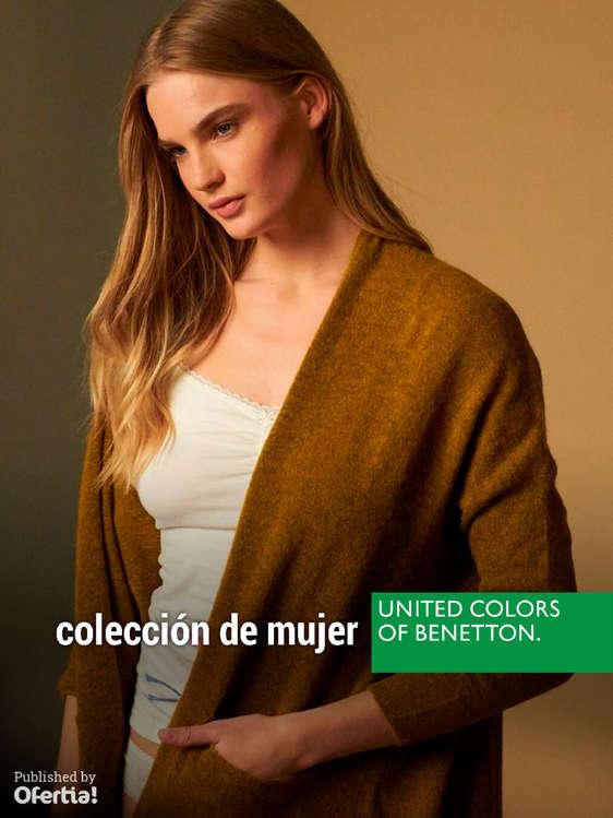 Ofertas de United Colors Of Benetton, Colección Mujer