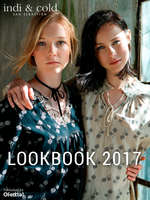 Ofertas de Indi&Cold, Lookbook 2017