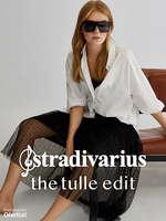 Ofertas de Stradivarius, The tulle edit