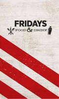 Ofertas de TGI Fridays, Fridays Food&Drink
