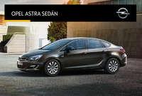 Opel Astra Sedán