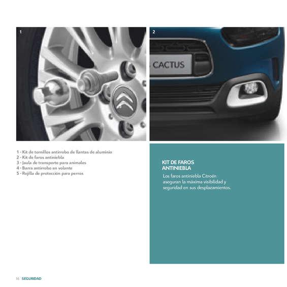 Ofertas de Citroën, Catálogo C4 Cactus