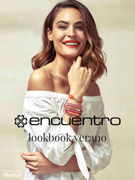 Ofertas de Encuentro, Lookbook Verano