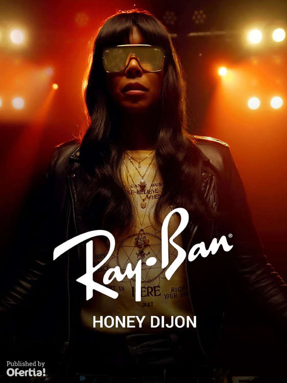 Ofertas de Ray-Ban, Honey Dijon