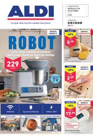 ROBOT para crear cientos de recetas deliciosas mientras ahorras tiempo