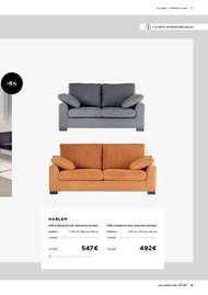 Compra un sofá de tres patas y te regalamos la cuarta