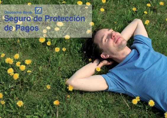 Ofertas de Deutsche Bank, Seguro de protección de pagos