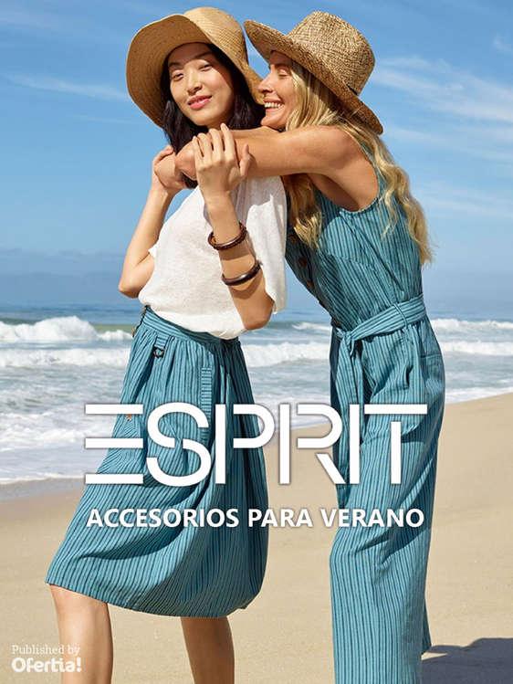 Ofertas de Esprit, Accesorios para verano