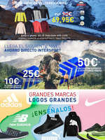 Ofertas de Intersport, Intersport-Invierno