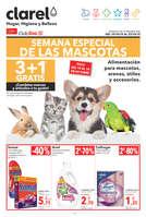 Ofertas de Clarel, Semana especial de las mascotas
