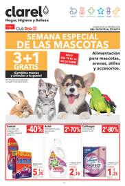 Semana especial de las mascotas