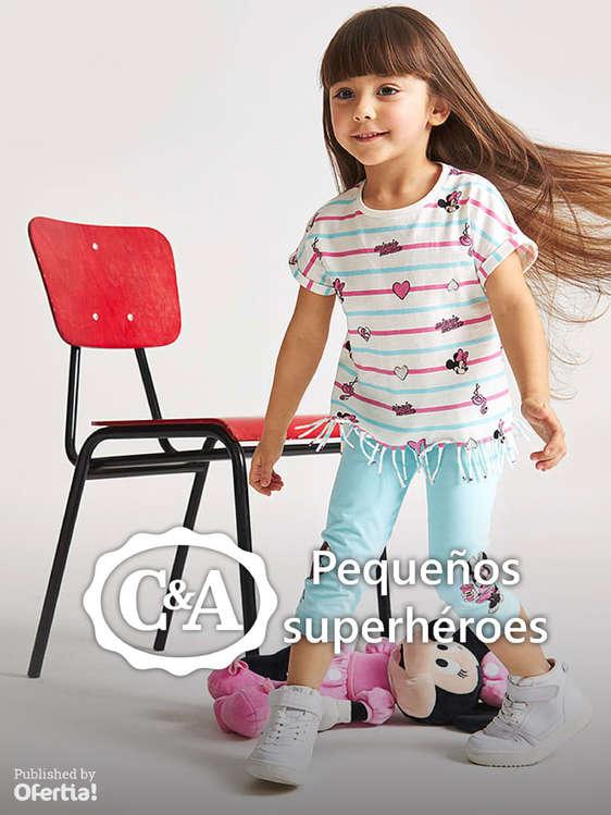 Ofertas de C&A, Pequeños superhéroes