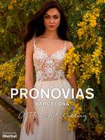 Ofertas de Pronovias, A flowerful Wedding