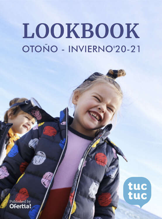 Ofertas de Tuc Tuc, Lookbook