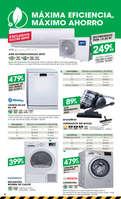 Ofertas de Electrodepot, Máxima eficiencia, máximo ahorro