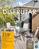 Ofertas de Carrefour, Un espacio para disfrutar