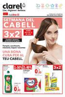 Ofertas de Clarel, Setmana del cabell 3x2