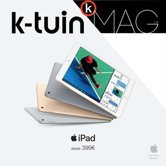Ofertas de K-Tuin, K-Tuin MAG 115
