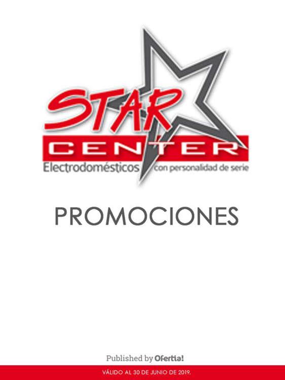 Ofertas de Star Center, Promociones junio