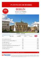 Ofertas de Soltour, Berlín