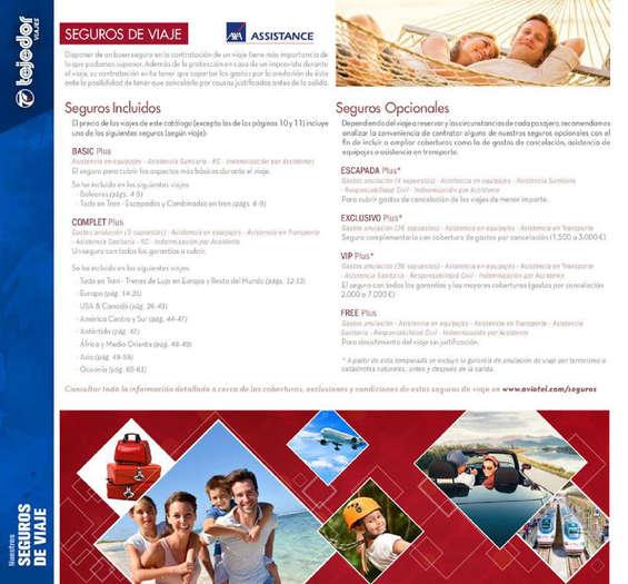 Ofertas de Viajes Tejedor, Viajes a tu medida