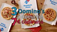 Domino's Pizza te ayuda a superar la cuesta de enero