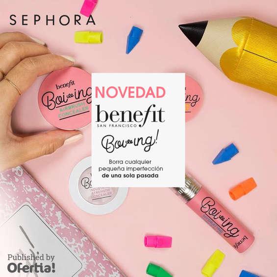 Ofertas de Sephora, Novedad