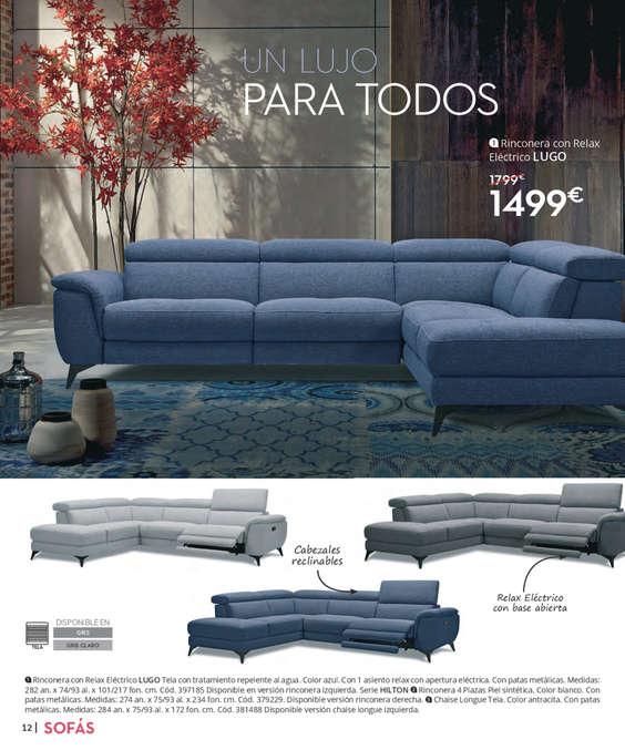 Ofertas de Conforama, Inspírate - Tendencias 2019 - 2020