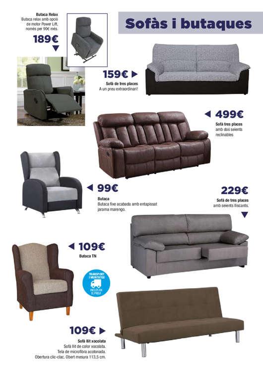 Mobles la fabrica vic elegant chaise longue muebles la fbrica confort y lujo with mobles la - Muebles la fabrica vic ...