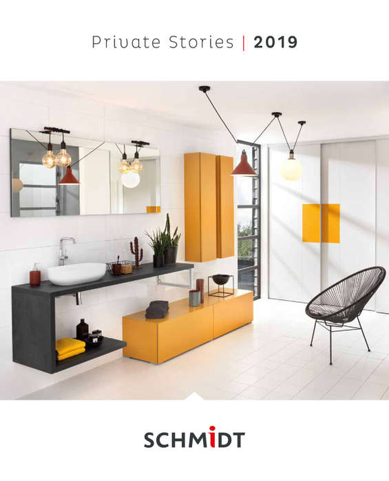 Ofertas de Schmidt Cocinas, Catalogo  SCHMIDT Bathrooms Banos  2019