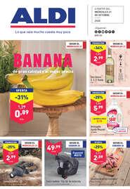 Banana de gran calidad y al mejor precio