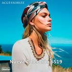 Ofertas de Accessorize, Nueva Colección SS19