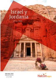Israel y Jordania 2019-2020