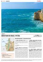Ofertas de Halcón Viajes, Israel y Jordania 2019-2020