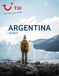 Argentina avances
