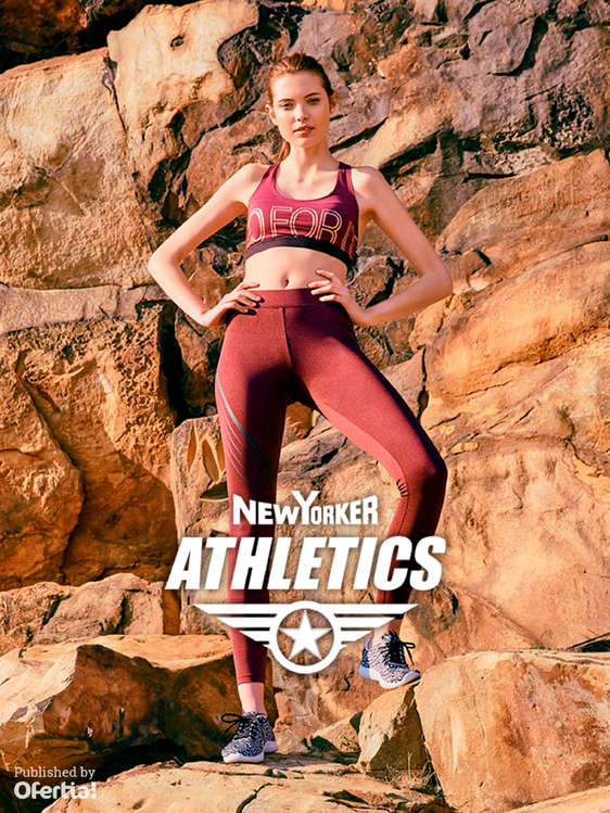 Ofertas de New Yorker, New Yorker Athletics