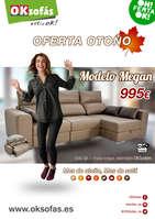 Ofertas de OKSofas, Oferta Otoño