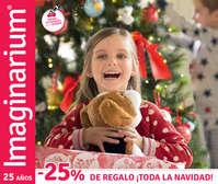 -25% de regalo ¡toda la Navidad!