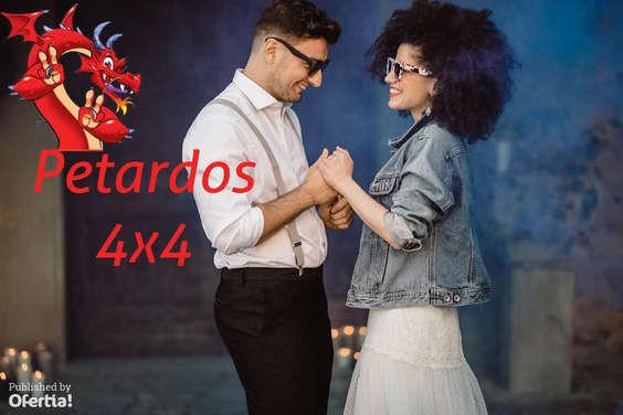 Ofertas de Petardos 4x4, Petardos 4x4