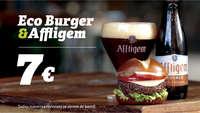 Eco Burger & Affligem