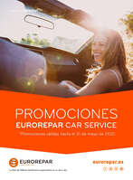 Ofertas de Eurorepar Car Service, Promociones Mayo 2021
